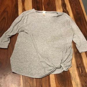 Matty M 3/4 sleeve shirt